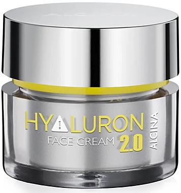 Anti-Aging Gesichtscreme mit Hyaloron - Alcina Hyaluron 2.0 Face Cream — Bild N1