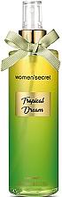 Düfte, Parfümerie und Kosmetik Women'Secret Tropical Dream - Körpernebel mit Orangen- und Mangoblättern und Ananas