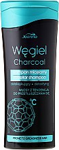 Düfte, Parfümerie und Kosmetik Detox-Mizellenshampoo mit Aktivkohle - Joanna Charcoal Micellar Shampoo