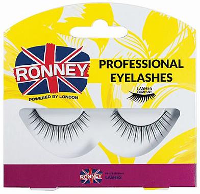 Künstliche Wimpern - Ronney Professional Eyelashes RL00015 — Bild N1