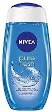 Düfte, Parfümerie und Kosmetik Duschgel - Nivea Pure Fresh Shower Gel