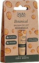 Düfte, Parfümerie und Kosmetik Lippenbalsam mit Kokosnuss- und Bernsteinöl - Laura Conti Botanical Lip Balm