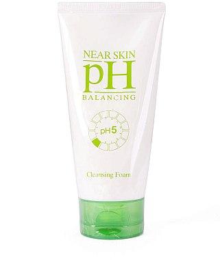 Gesichtsreinigungsschaum - Missha Near Skin pH Balancing Cleansing Foam — Bild N1