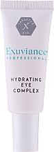 Düfte, Parfümerie und Kosmetik Feuchtigkeitsspendende glättende und aufhellende Anti-Aging Creme für die Augenpartie - Exuviance Professional Hydrating Eye Complex