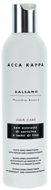 Haarspülung - Acca Kappa White Moss Conditioner — Bild N1