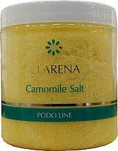 Düfte, Parfümerie und Kosmetik Fußbadesalz mit Kamille - Clarena Podo Line Camomile Salt