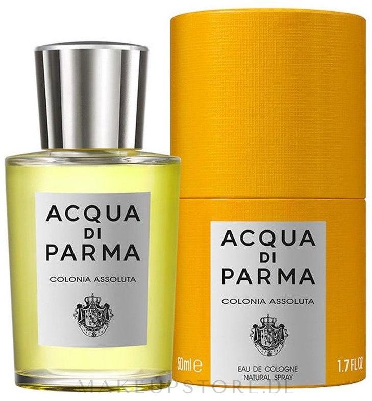 Acqua di Parma Colonia Assoluta - Eau de Cologne — Bild 50 ml