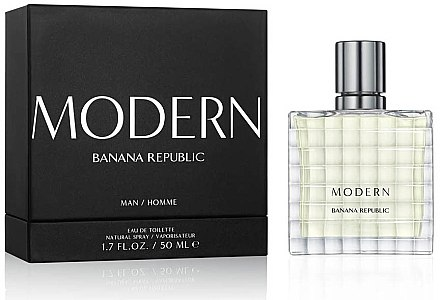 Banana Republic Modern Man - Eau de Toilette — Bild N1