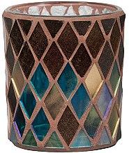Düfte, Parfümerie und Kosmetik Kerzenhalter - Yankee Candle Autumn Mosaic
