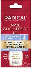 Düfte, Parfümerie und Kosmetik Aktiver Nagelhärter - Farmona Radical Nail Architect