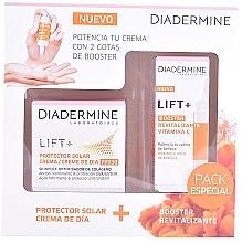 Düfte, Parfümerie und Kosmetik Gesichtspflegeset - Diadermine Lift + Booster Vitamina C Set (Gesichtscreme 50ml + Gesichtsbooster 15ml)