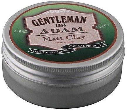 Wachs mit Tonerde und Matteeffekt - Gentleman Adam Matt Clay — Bild N1