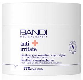 2in1 Make-up Entferner und Gesichtsreinigungsbutter gegen Reizungen - Bandi Medical Expert Anti Irritated Emollient Cleansing Butter — Bild N2