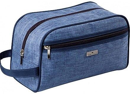 Kosmetiktasche für Männer Travler 97805 blau - Top Choice — Bild N1