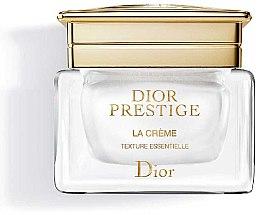 Düfte, Parfümerie und Kosmetik Regenerierende Anti-Aging Creme für Gesicht und Hals - Dior Prestige La Creme Texture Essentielle