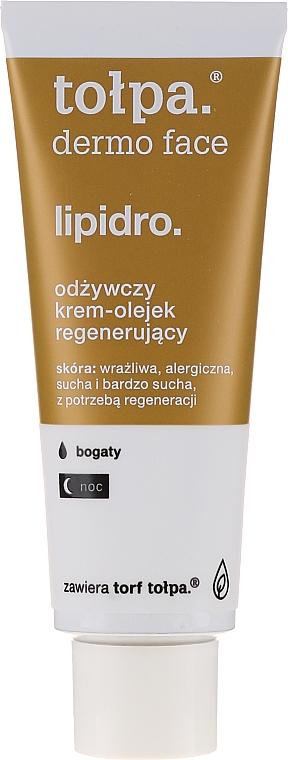Pflegende und regenerierende Gesichtscreme - Tolpa Dermo Face Lipidro Face Cream — Bild N3