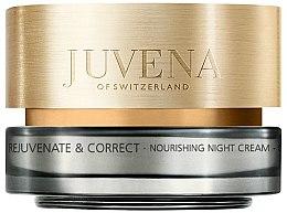 Düfte, Parfümerie und Kosmetik Verjüngende und korrigierende Nachtcreme für sehr trockene Haut - Juvena Rejuvenate & Correct Intensive Nourishing Night Cream