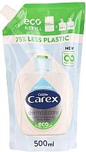 Düfte, Parfümerie und Kosmetik Antibakterielle Flüssigseife mit Vitamin E - Carex Moisture Plus Hand Wash (Doypack)
