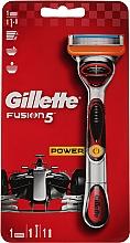 Düfte, Parfümerie und Kosmetik Rasierer mit 1 Rasierklinge - Gillette Fusion5 ProGlide Power