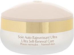 Düfte, Parfümerie und Kosmetik Reichhaltige feuchtigkeitsspendende und erneuernde Gesichtscreme für normale Haut - Stendhal Recette Merveilleuse Ultra Self Renewal Care Normal Skin