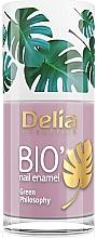 Düfte, Parfümerie und Kosmetik Nagellack - Delia Cosmetics Bio Green Philosophy