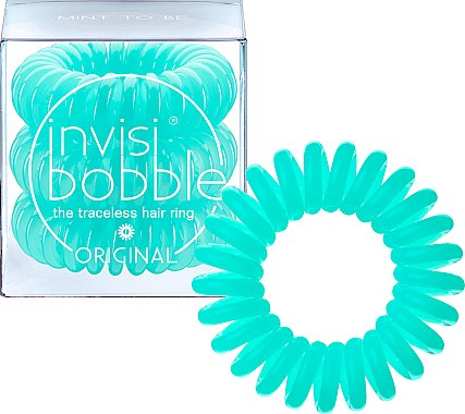 """Haargummis """"Mint To Be"""" 3 St. - Invisibobble Original Mint To Be — Bild N1"""