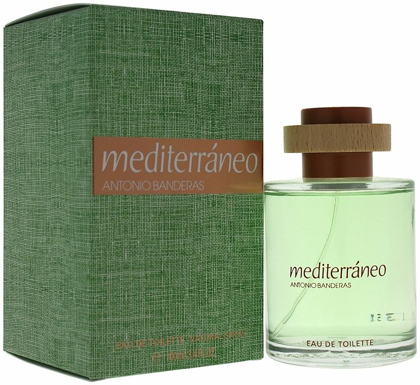 Antonio Banderas Mediterraneo - Eau de Toilette  — Bild N2