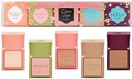 Düfte, Parfümerie und Kosmetik Rougepalette - Benefit Cheek Champions Blush Palette