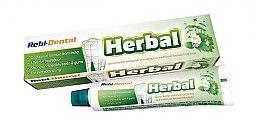 Düfte, Parfümerie und Kosmetik Zahnpasta mit Kräutern - Mattes Rebi-Dental Herbal Toothpaste