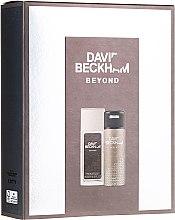 Düfte, Parfümerie und Kosmetik David Beckham Beyond - Duftset (Deospray/75ml + Deodorant/150ml)