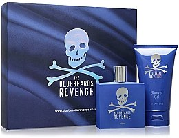 Düfte, Parfümerie und Kosmetik The Bluebeards Revenge For Men - Kosmetikset (Eau de Toilette/100ml+Duschgel/150ml)