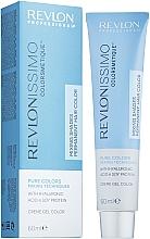 Düfte, Parfümerie und Kosmetik Haarfarbe auf Creme-Gel Basis - Revlon Professional Revlonissimo NMT Pure Colors