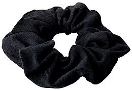 Haargummi aus Baumwolle schwarz - Anwen — Bild N2