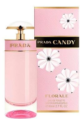 Prada Candy Florale - Eau de Toilette — Bild N1