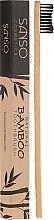 Bambuszahnbürste - Sanso Cosmetics Natural Bamboo Toothbrushes — Bild N1