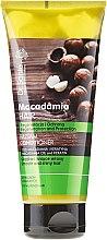 Düfte, Parfümerie und Kosmetik Haarspülung mit Macadamiaöl und Keratin für geschwächtes Haar - Dr. Sante Macadamia Hair