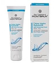 Düfte, Parfümerie und Kosmetik Leichte feuchtigkeitsspendende und antioxidative Gesichtscreme - Montbrun Peaux Sensibles