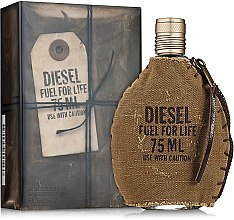 Düfte, Parfümerie und Kosmetik Diesel Fuel for Life Homme - Eau de Toilette