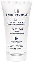 Düfte, Parfümerie und Kosmetik Erfrischendes Gel für schwere Beine - Laura Beaumont Tired Legs Gel Slimming And Relaxing