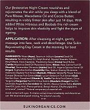 Anti-Falten Nachtcreme - Sukin Purely Ageless Night Cream — Bild N3