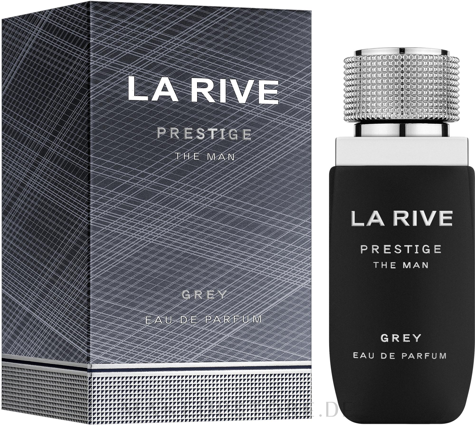 La Rive Prestige Man Grey - Eau de Parfum — Bild 75 ml