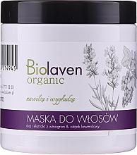 Düfte, Parfümerie und Kosmetik Haarmaske mit Traubenkernöl - Biolaven Organic Hair Mask