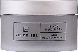 Düfte, Parfümerie und Kosmetik Körpermaske mit Mineralien aus dem Toten Meer - Vie De Sel Body Mud Mask