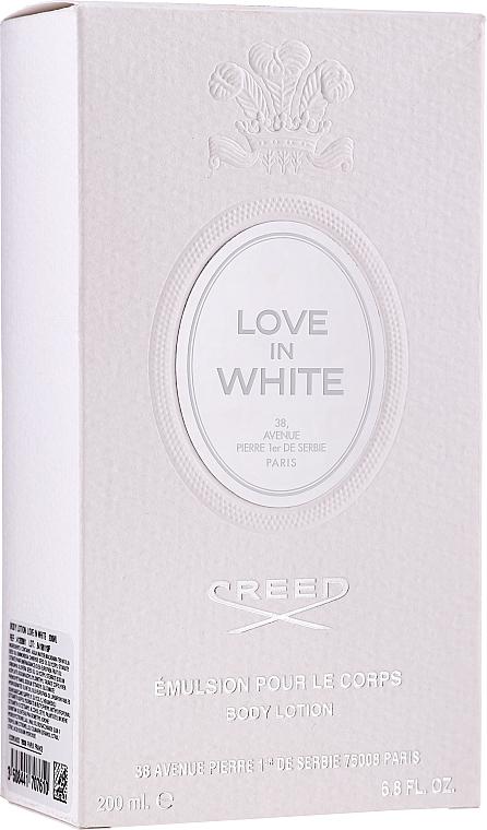 Creed Love in White - Parfümierte Körperlotion — Bild N1