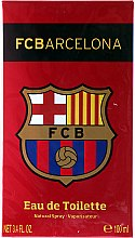 Air-Val International FC Barcelona - Eau de Toilette  — Bild N2