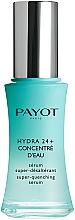 Düfte, Parfümerie und Kosmetik Feuchtigkeitsspendendes Gesichtsserum mit Hyaluronsäure und Frucht- und Wasserblütenextrakten - Payot Hydra 24+ Concentrate