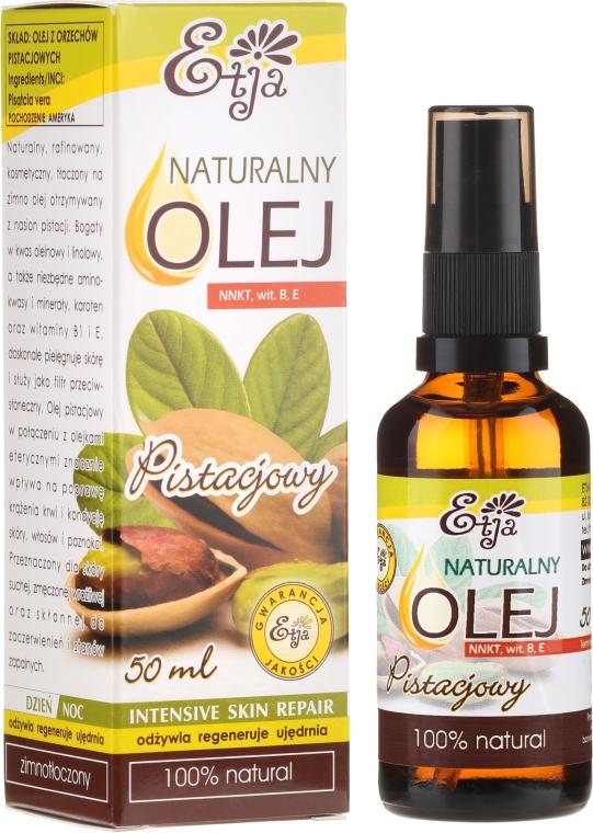 100% natürliches Pistazienöl - Etja Natural Pistachio Oil
