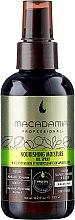 Düfte, Parfümerie und Kosmetik Feuchtigkeitsspendendes Haaröl mit Macadamiaöl - Macadamia Natural Oil Nourishing Moisture Oil Spray