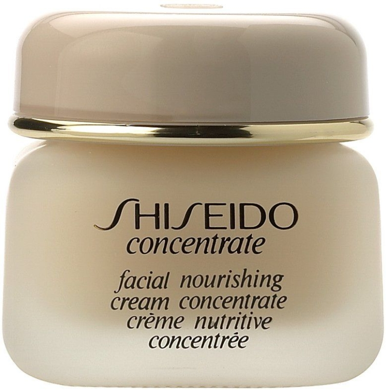 Pflegende Gesichtscreme - Shiseido Concentrate Facial Nourishing Cream