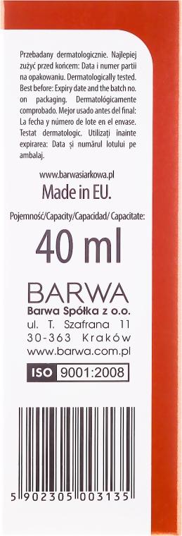 Verschönernde Gesichtscreme - Barwa Siarkowa Face Cream — Bild N3